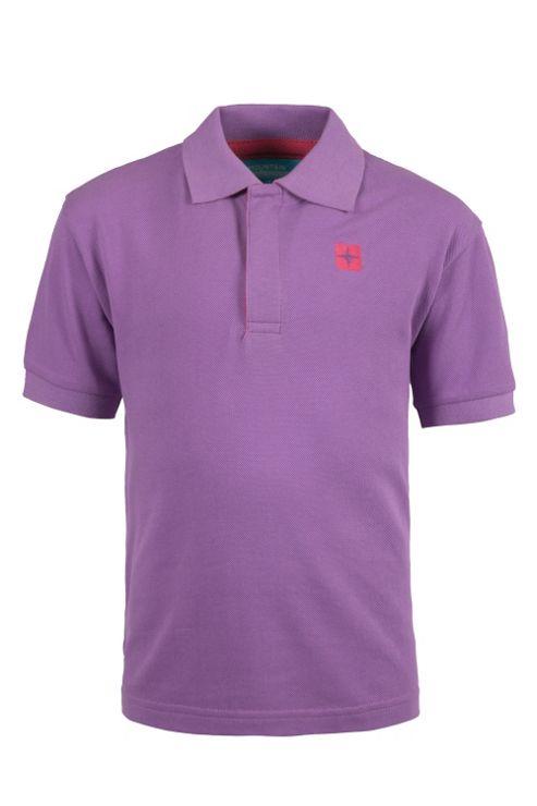 Banty Kids Classic 100% Cotton Short Sleeve Shirt Pique Polo