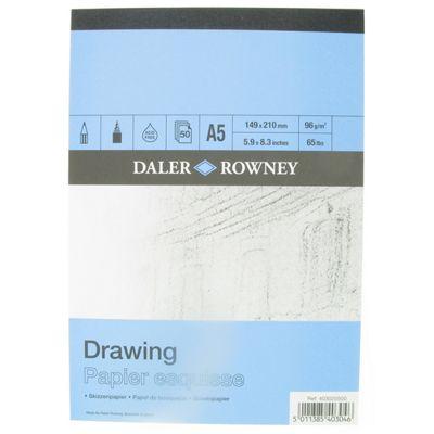 A Series Drawing Pad A5
