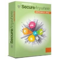 Webroot SecureAnywhere Essentials 1 User