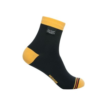 Dexshell Ultralite Waterproof Socks - Vivid Yellow (Small UK 3-5)