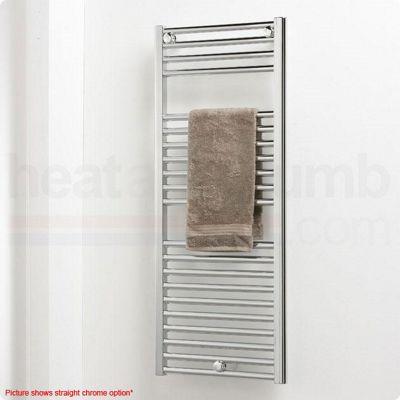 Ultraheat Chelmsford Straight Ladder Towel Rail 790mm High x 310mm Wide Chrome