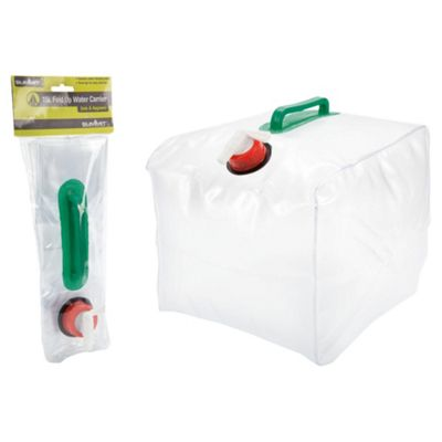 Summit Fold Up Water Carrier, 15L