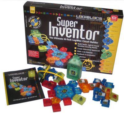 Logiblocs Super Inventors Kit