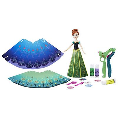 Dohvinci Disney Frozen Design A Skirt Anna Doll Kit