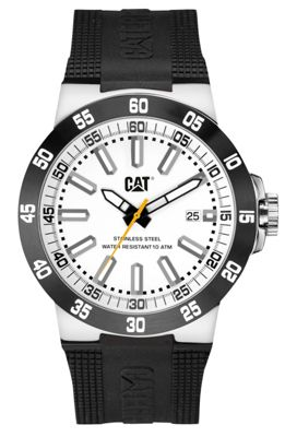 CAT Cosmofit 2013 Mens Rubber Date Watch YP.161.21.222