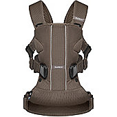 BabyBjorn Baby Carrier One Air (Cocoa Mesh)