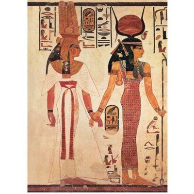 Nefertari Preceeded by Goddess Isis Puzzle