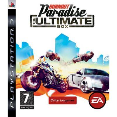 Burnout Paradise - The Ultimate Box PS3