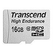 Transcend 16GB microSDHC MLC Class 10 memory card