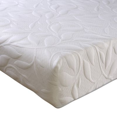 Happy Beds Laytech Luxury Orthopaedic Reflex Latex Foam Mattress 3ft Single