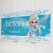 Frozen Personalised Door Sign