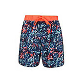 Mountain Warehouse Womens Beach Shorts Soft Against the Skin and Lightweight - Aqua