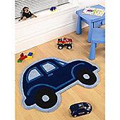 Kiddy Play Car Boy 80x100cm Rug