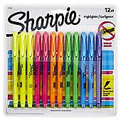 Sharpie Highlighter 12PK
