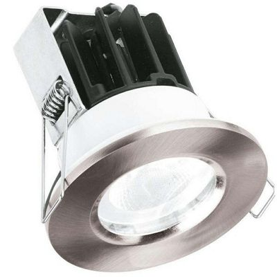 Aurora M10 Fixed Non-Dimmable Fire Rated LED Downlight - Cool White