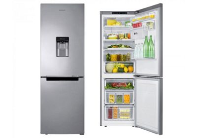 Samsung RB29FWRNDSA Fridge Freezer 60cm A+ Energy Rating in Silver