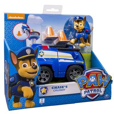 Paw Patrol Chase's Spy Cruiser - Spinmaster