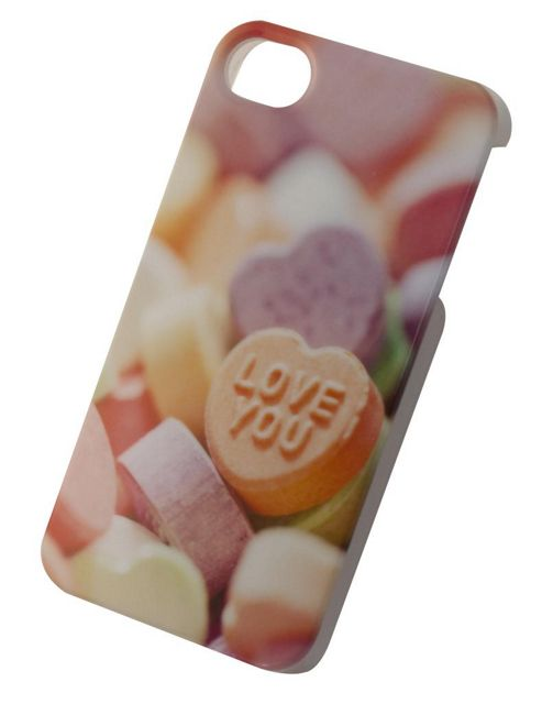 Tortoise™ Hard Case iPhone 4/4S Love Heart