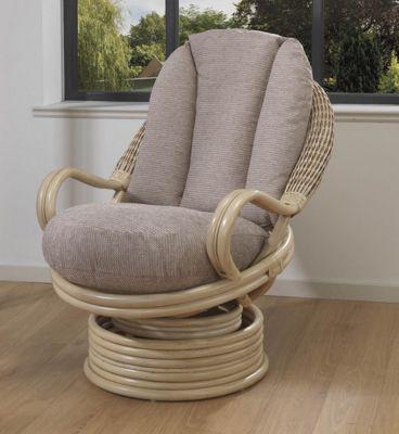 Desser Corsica Swivel Rocker Conservatory Chair
