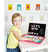 ELC Magnetic Playcentre - Pink