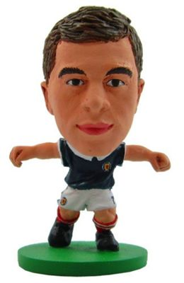 Soccerstarz - Scotland James Forrest - Home Kit