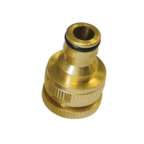 Faithfull Brass Dual Tap Connector (FAIHOSETC)