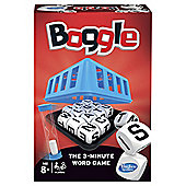 Boggle The Three Minute Word Game