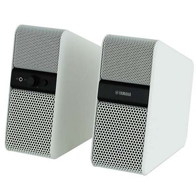 Yamaha NX50 Computer and Smartphone Speakers White