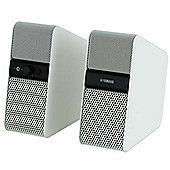 Yamaha NX50 Computer and Smartphone Speakers White