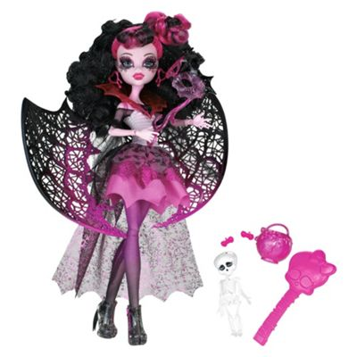 Monster High Ghouls Rule Doll Draculaura