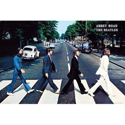 Discontinued - The Beatles Medium Poster - 91cm