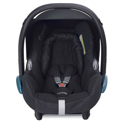buy maxi cosi cabriofix baby car seat black jacquard. Black Bedroom Furniture Sets. Home Design Ideas