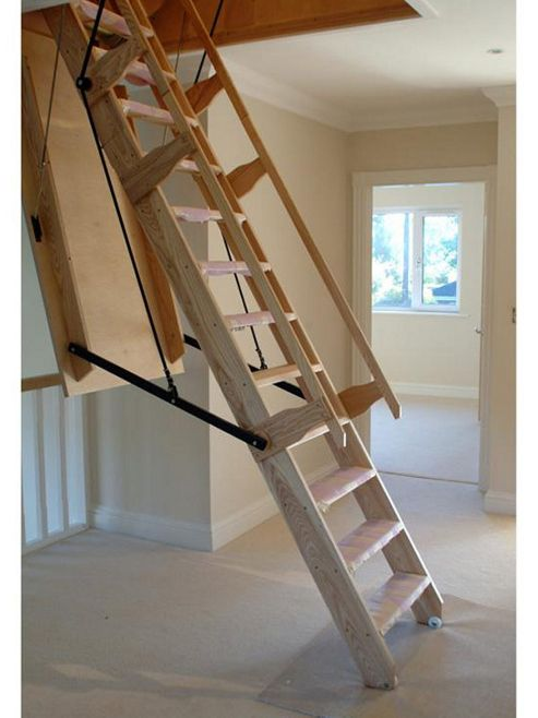 Sandringham Electric Loft Ladder