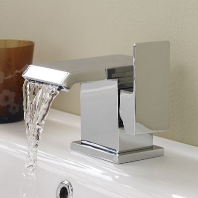 Ultra Minimalist Side Action Mono Basin Mixer