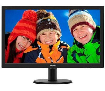 Philips 243V5LHAB/00 23.6 LED Full HD Monitor