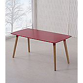 Naples Coffee Table Red