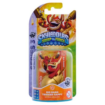 Skylanders Swap Force Single Character : Trigger Happy