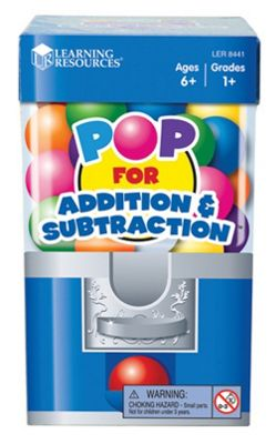 Learning Resources POP for Addition and Subtraction