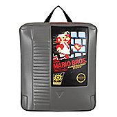 Nintendo NES Cartridge Shaped Grey Backpack
