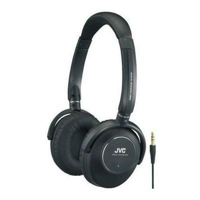 JVC Noise Cancelling Headphones with Travel Case