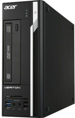 Acer Veriton X4650G Intel Core i7 Not Included Windows 10 Pro Integrated Graphics