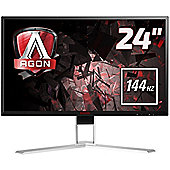 AOC AGON AG241QX 24 FreeSync 144Hz QHD Gaming Monitor