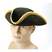 Bristol Novelty - Tricorn Hat