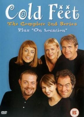 Cold Feet - Complete 2Nd Series (DVD Boxset)