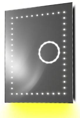 Magnification Mirror with UnderLighting, Bluetooth, Demist & Sensor k101Yaud
