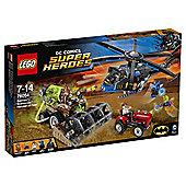 LEGO DC Super Heroes Batman Scarecrow Harvest of Fear 76054