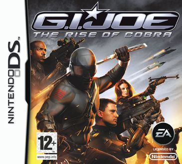 Gi Joe - The Rise Of Cobra