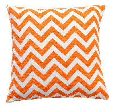EHC Chenille Chevron Pattern Cushion Cover