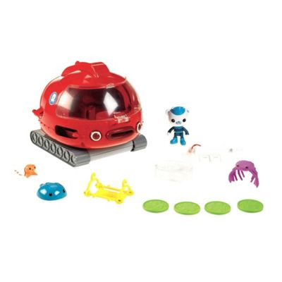 Octonauts Gup Shoot and Rescue Vehicle