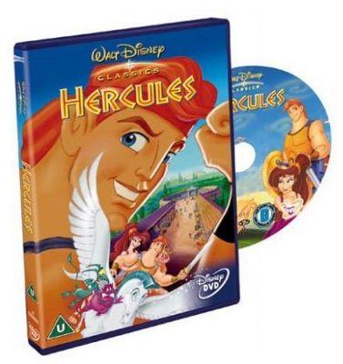 Disney: Hercules (DVD)